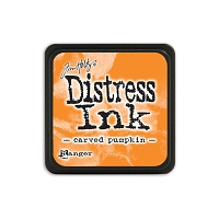 Ranger - Tim Holtz Mini Distress Ink Pad - Carved Pumpkin