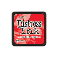 Ranger - Tim Holtz Mini Distress Ink Pad - Candied Apple