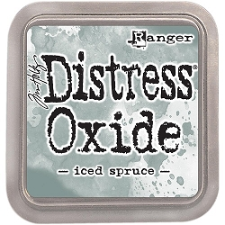 Ranger - Tim Holtz Distress Oxide Ink Pad - Iced Spruce