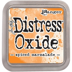 Ranger - Tim Holtz Distress Oxide Ink Pad - Spiced Marmalade