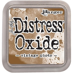 Ranger - Tim Holtz Distress Oxide Ink Pad - Vintage Photo