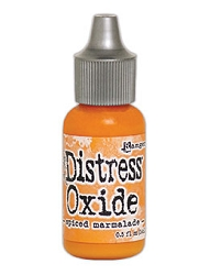 Ranger - Tim Holtz Distress Oxide Ink Refill - Spiced Marmalade (0.5 fl.oz.)