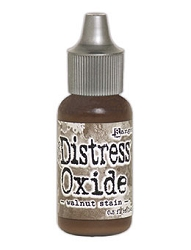 Ranger - Tim Holtz Distress Oxide Ink Refill - Walnut Stain (0.5 fl.oz.)