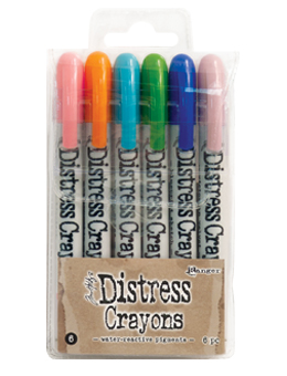 Ranger - Tim Holtz Distress Crayons Sets #6 and #7