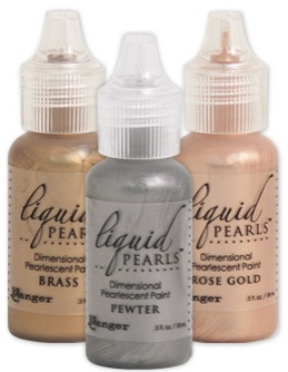 Ranger - 3 new colors of Liquid Pearls