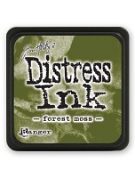 Ranger - Tim Holtz Mini Distress Ink Pad - Forest Moss