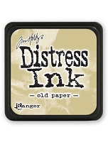 Ranger - Tim Holtz Mini Distress Ink Pad - Old Paper
