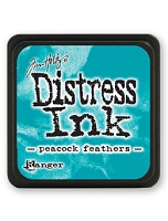 Ranger - Tim Holtz Mini Distress Ink Pad - Peacock Feathers