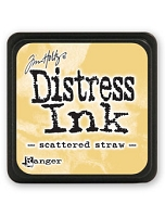 Ranger - Tim Holtz Mini Distress Ink Pad - Scattered Straw