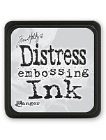 Ranger - Tim Holtz Mini Distress Ink Pad - Embossing Ink (clear)