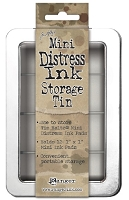 Ranger - Storage Tin for mini Distress Ink Cubes