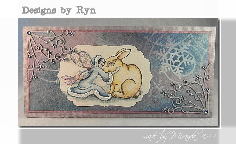 Designs by Ryn - Unmounted Rubber Stamps + Stencils