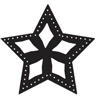 Savvy Stamps - Die - Star Ornament