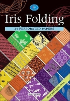 Search Press - Iris Folding (24 Perforted Papers)