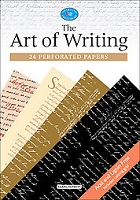 Search Press - The Art of Writing (24 Perforated Papers)