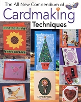 Search Press - The All new Compendium of Cardmaking Techniques