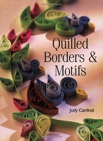 Search Press - Quilled Borders & Motifs by Judy Cardinal