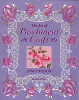 Search Press - The Art of Parchment Craft by Janet Wilson