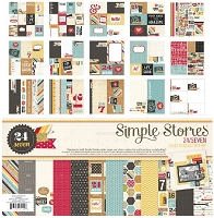 Simple Stories - 24/Seven collection