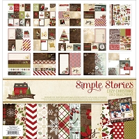 Simple Stories - Cozy Christmas Collection