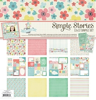 Simple Stories - Fresh Air Collection