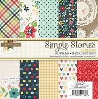 Simple Stories - Homespun Collection