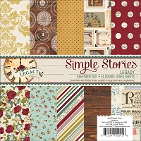 Simple Stories - Legacy Collection - 6
