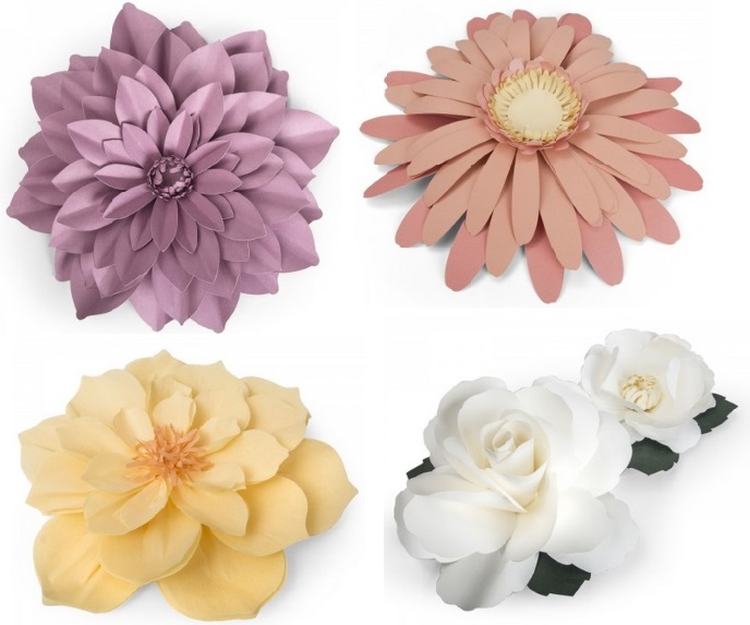 David Tutera Flower Making Dies