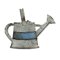 Sizzix - Bigz Die by Tim Holtz - Watering Can