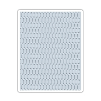 Sizzix - Texture Fades Embossing Folder by Tim Holtz - Mesh