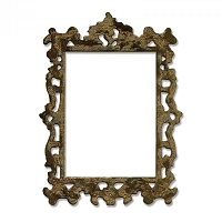 Sizzix - Bigz Die by Tim Holtz - Ornate Frame #2
