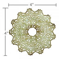 *Sizzix - Thinlits Die Set by Tim Holtz - Doily #2
