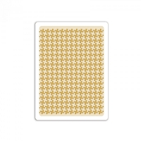 Sizzix - Textured Impressions Embossing Folder by Tim Holtz - Pinwheel