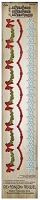 Sizzix - Sizzlits Decorative Strip  by Tim Holtz - Holly, Beaded & Snowflake