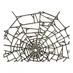 *Sizzix - Thinlits Die Set by Tim Holtz - Cobweb