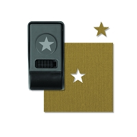 Sizzix - Paper Punch - Star, Small by Tim Holtz