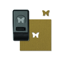 Sizzix - Paper Punch - Butterfly, Small by Tim Holtz