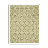 Sizzix - Texture Fades Embossing Folder by Tim Holtz - Tiles
