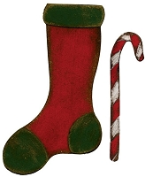 Sizzix Bigz Die - Stocking Stuffer by Tim Holtz
