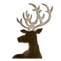 Sizzix - Bigz Die by Tim Holtz - Dashing Deer