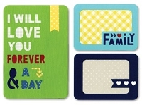 Sizzix Thinlits - Dies - by Rachael Bright - Life Made Simple - Forever & a Day