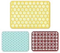 *Sizzix Thinlits - Dies - by Rachael Bright - Life Made Simple - Overall Patterns