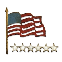 Sizzix Bigz by Tim Holtz -Old Glory