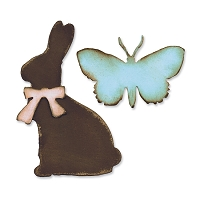 Sizzix Bigz by Tim Holtz -Easter Elements