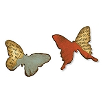 Sizzix Movers/Shapers by Tim Holtz Window Die - Mini Butterflies