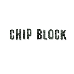 Sizzix Sizzlits by Tim Holtz - Chip Block Alphabet (3/4