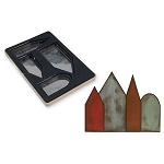 Sizzix Movers/Shapers by Tim Holtz Base Die - Artful Dwellings