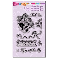 Stampendous Perfectly Clear Stamp - Mother's Love