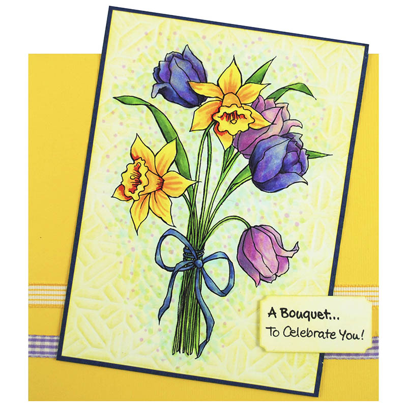 Stampendous - new Valentine, Easter, Spring and House Mouse stamps