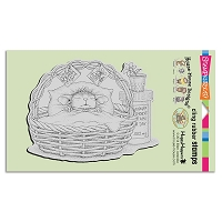 Stampendous Cling Mounted Rubber Stamps - House Mouse Designs - Quick Recovery